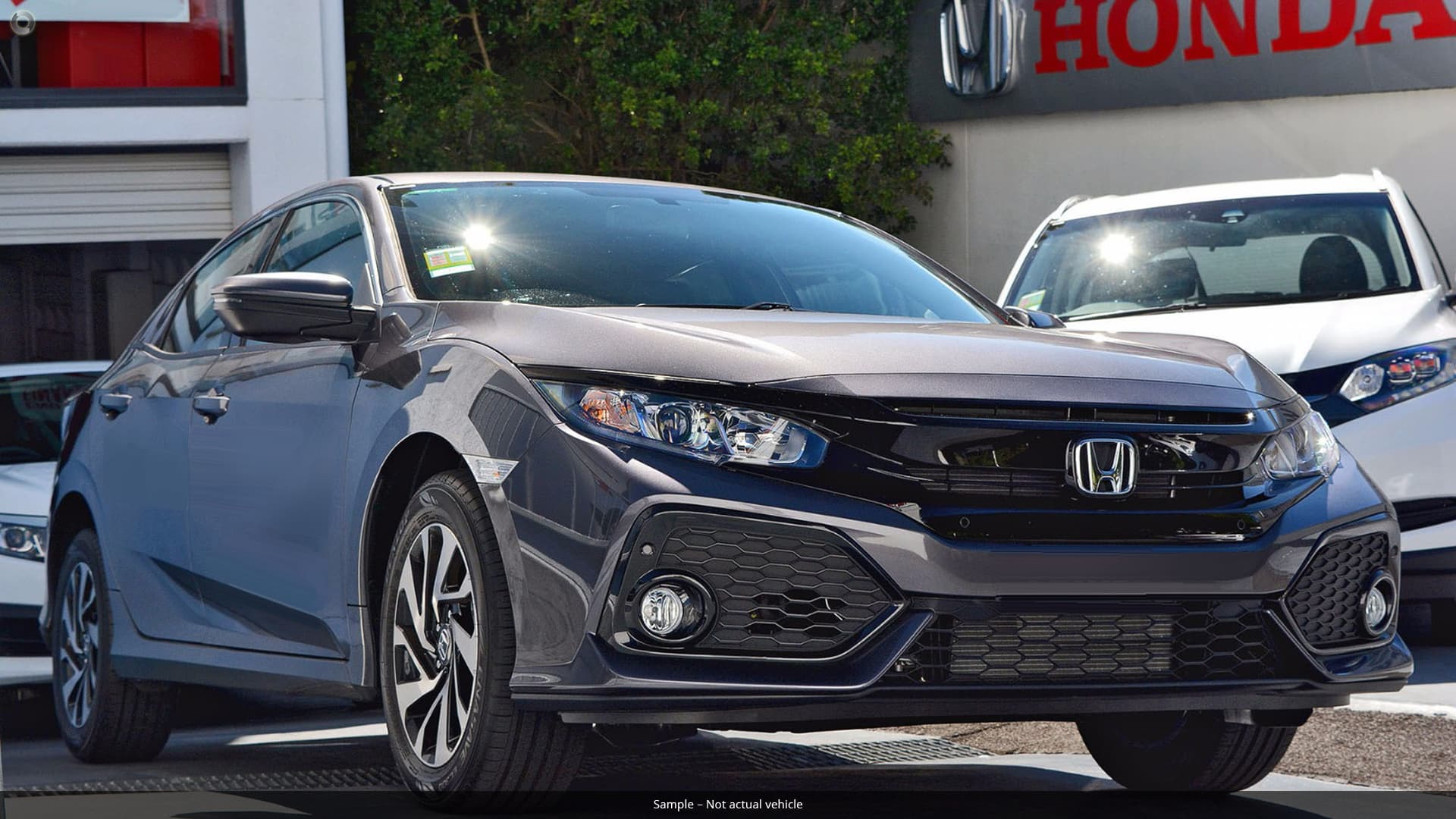 2018 Honda Civic VTi-S 10th Gen