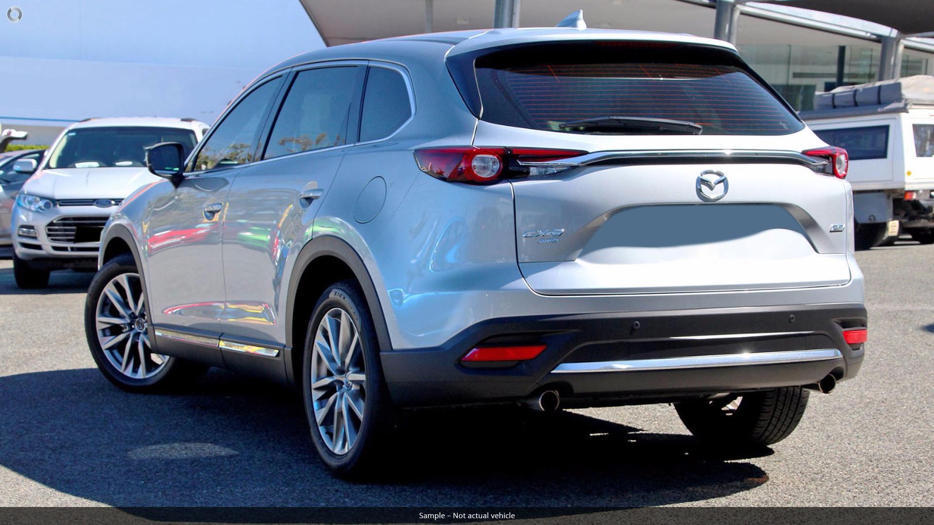 2019 Mazda Cx-9 GT TC