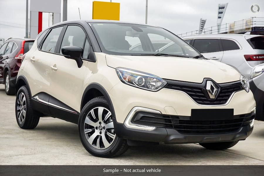 2019 Renault Captur Zen J87