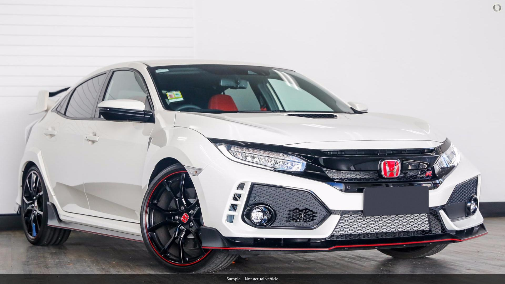 2019 Honda Civic Type R 10th Gen