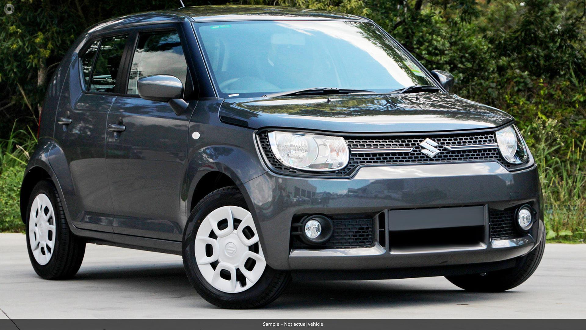 2019 Suzuki Ignis GL MF