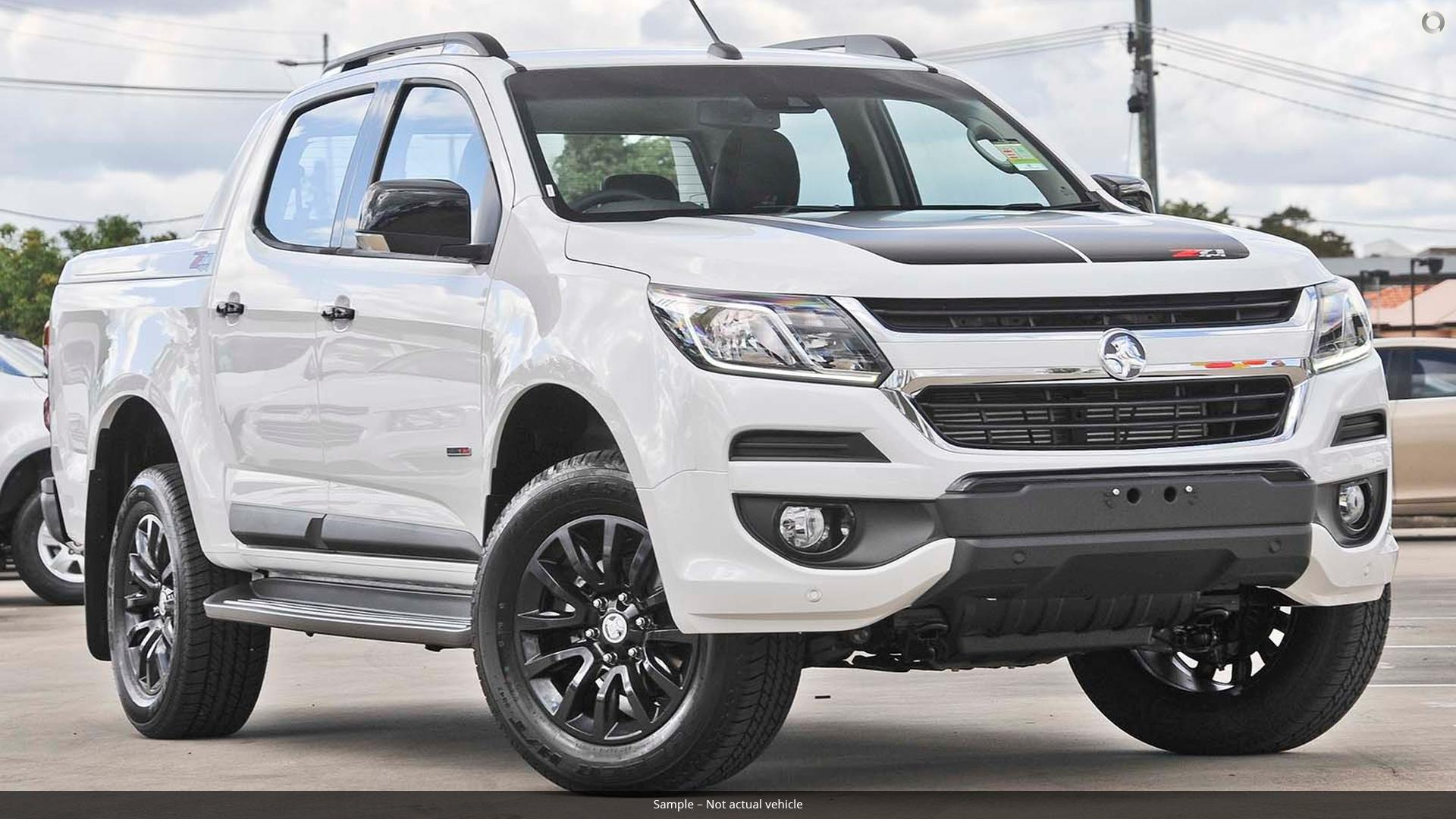 2019 Holden Colorado Z71 RG