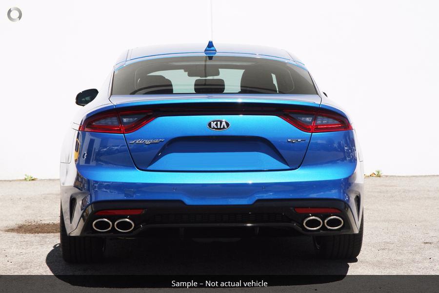 2019 Kia Stinger GT CK