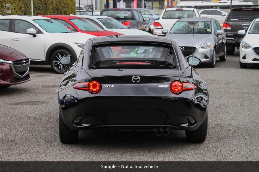 Mazda Mx-5 GT ND