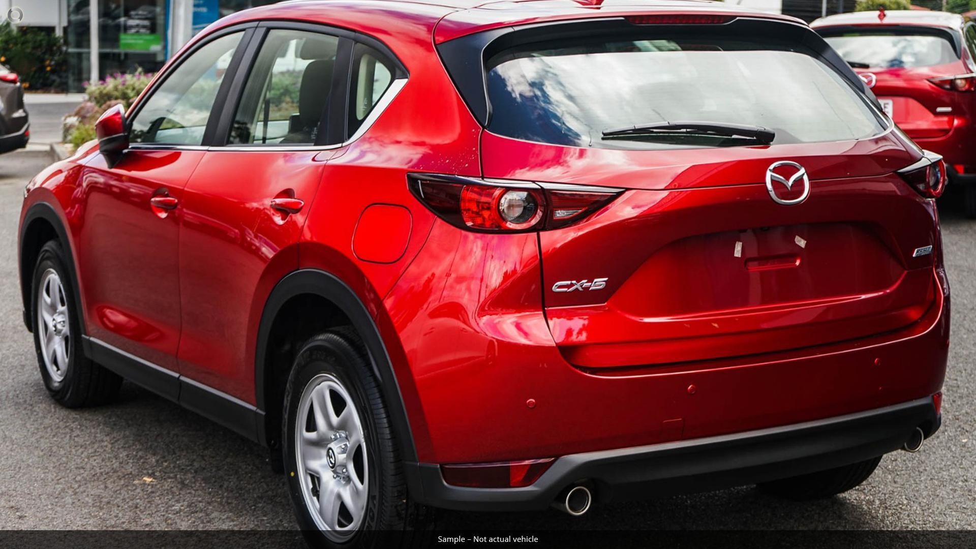 Mazda Cx-5 Maxx KF Series
