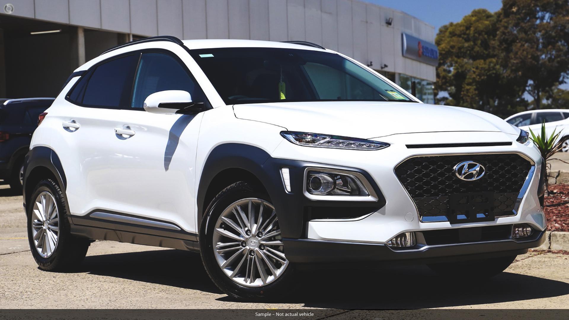 2019 Hyundai Kona Elite OS.3