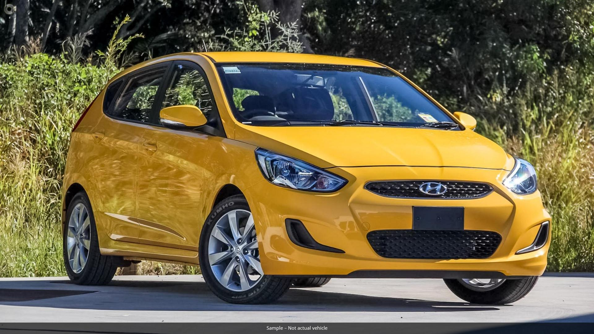 2019 Hyundai Accent RB6