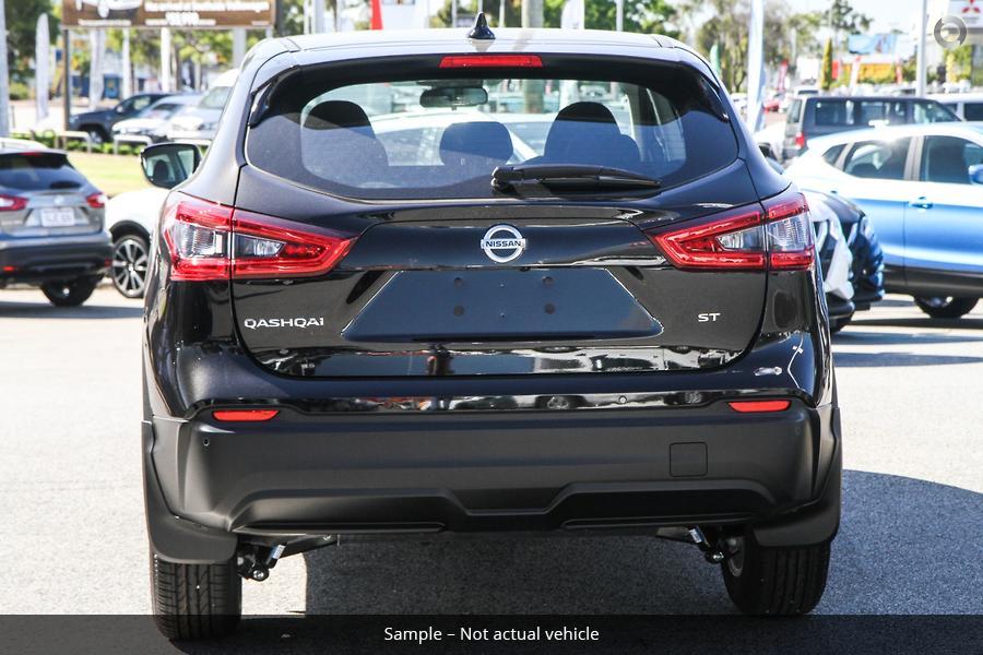 2019 Nissan QASHQAI ST+ J11 Series 3
