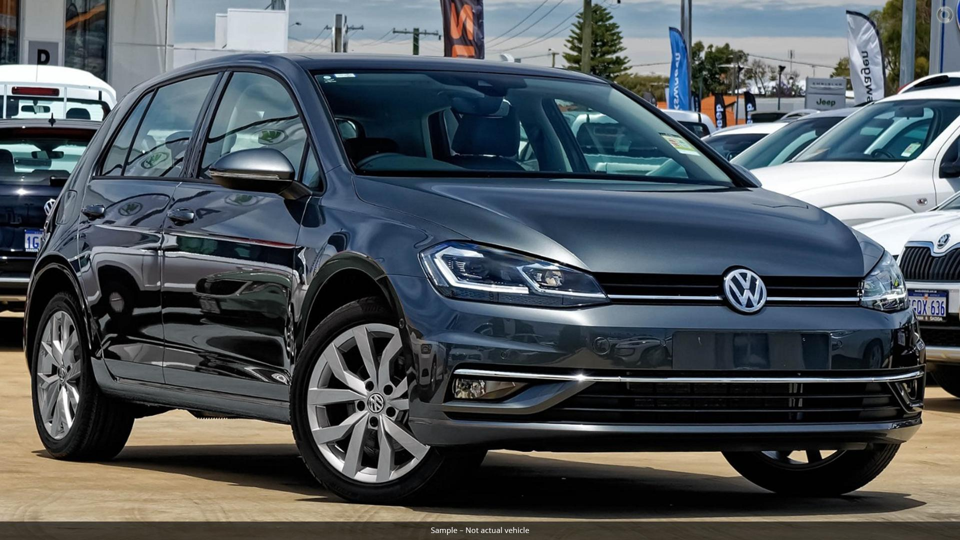 2018 Volkswagen Golf 110TSI Highline 7.5