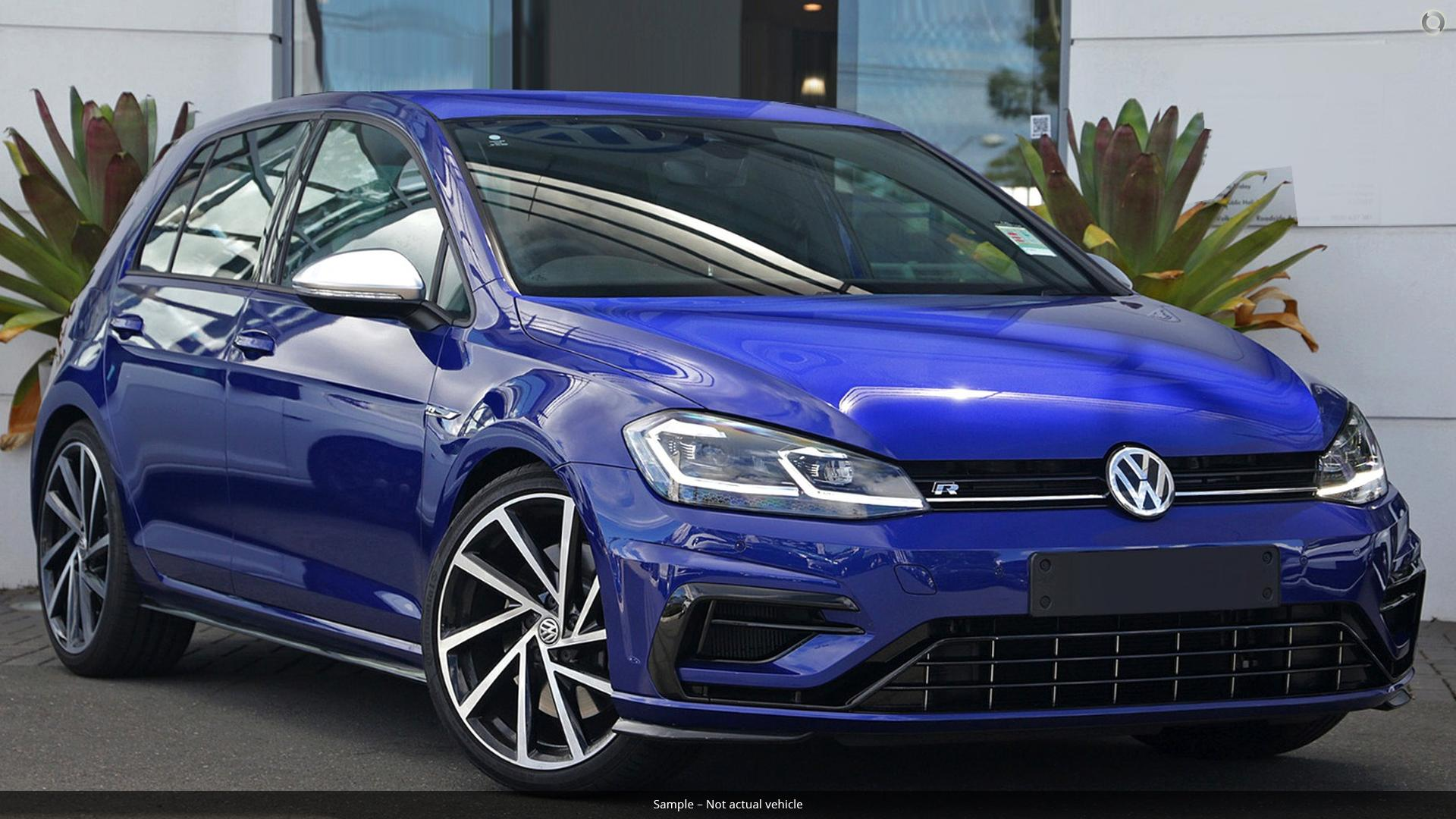 2019 Volkswagen Golf 7.5