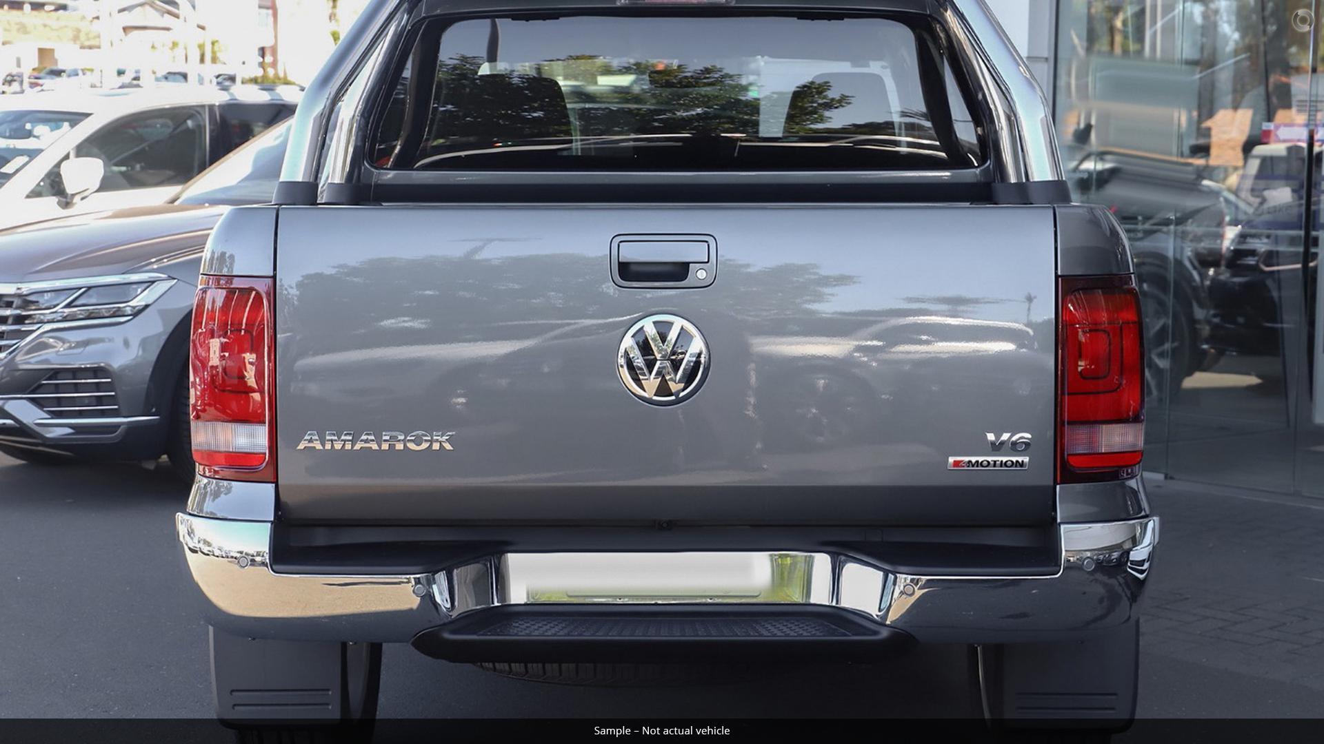 2020 Volkswagen Amarok TDI550 Highline 2H