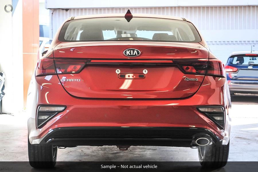 2019 Kia Cerato Sport BD