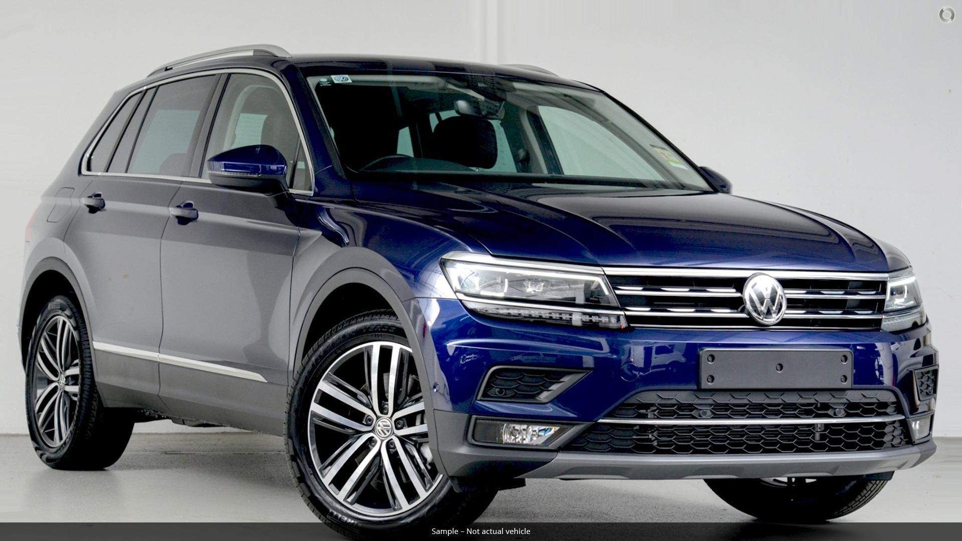 2019 Volkswagen Tiguan 5N
