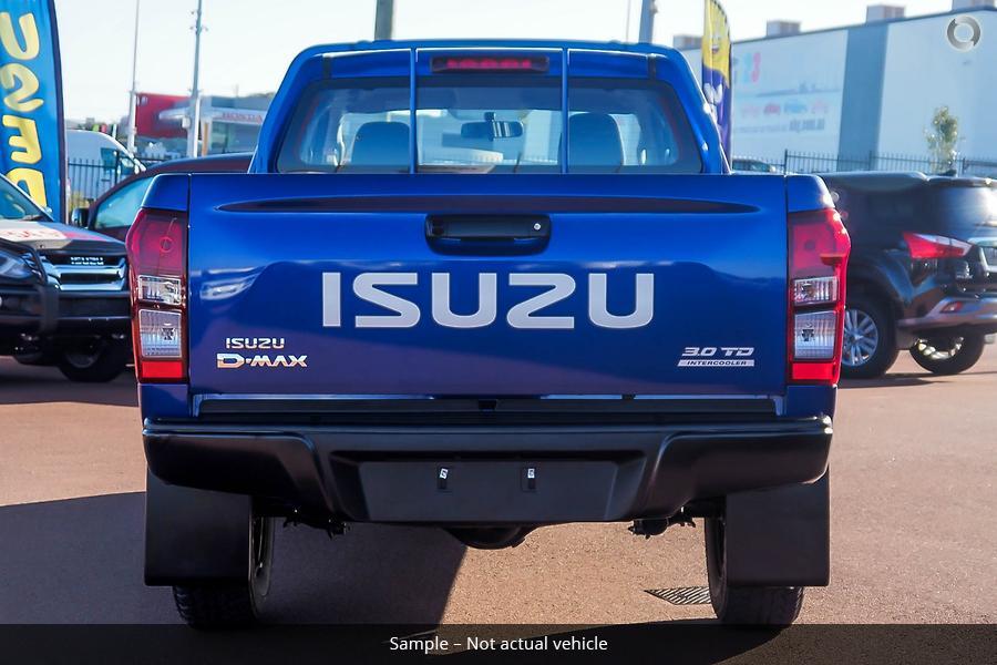 2019 Isuzu D-MAX SX High Ride