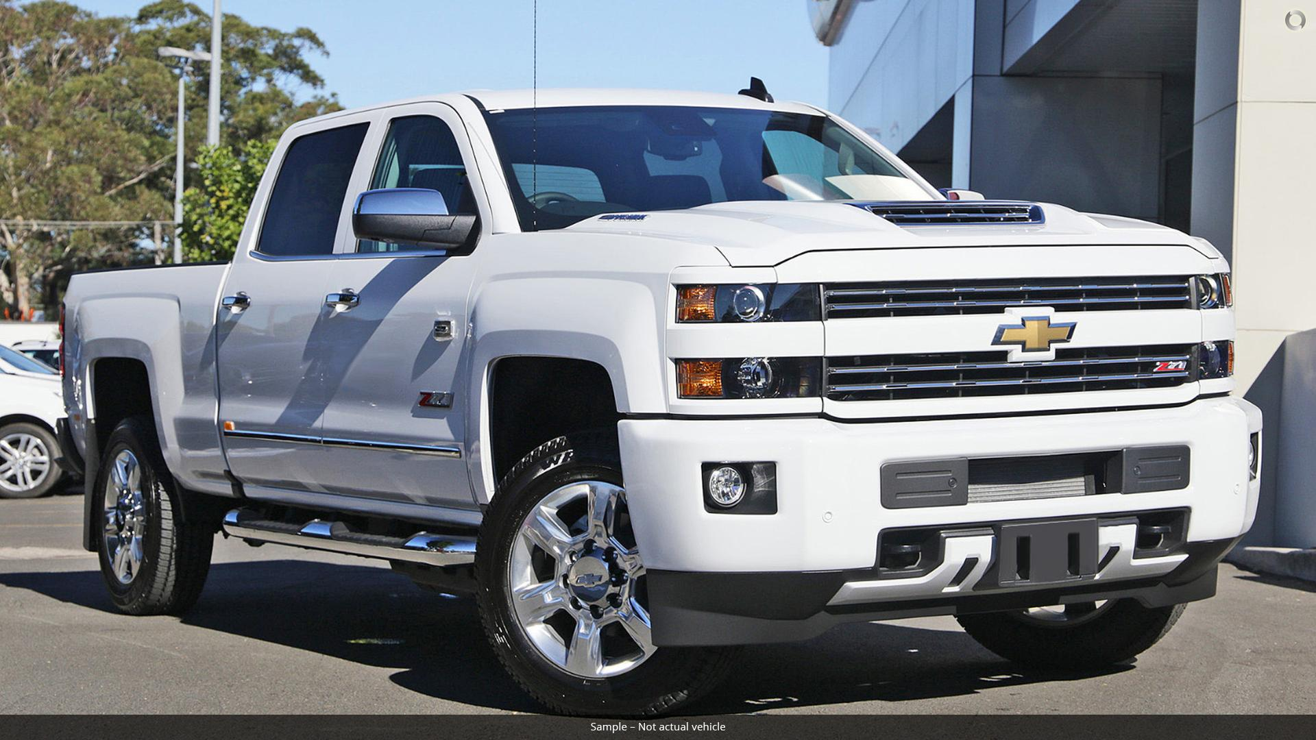 2019 Chevrolet Silverado 2500HD LTZ Custom Sport Edition C/K25