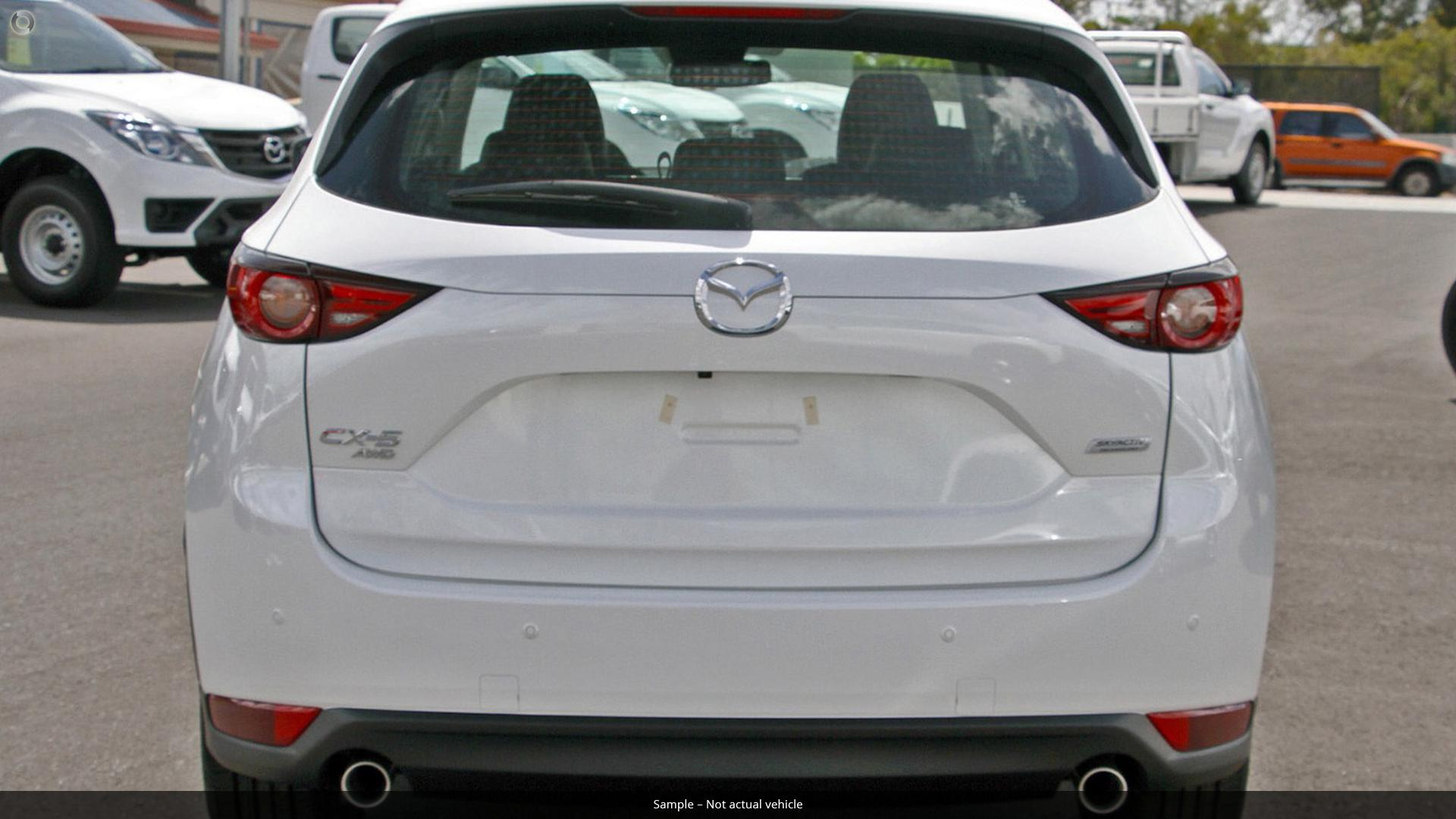 2019 Mazda Cx-5 Touring KF Series