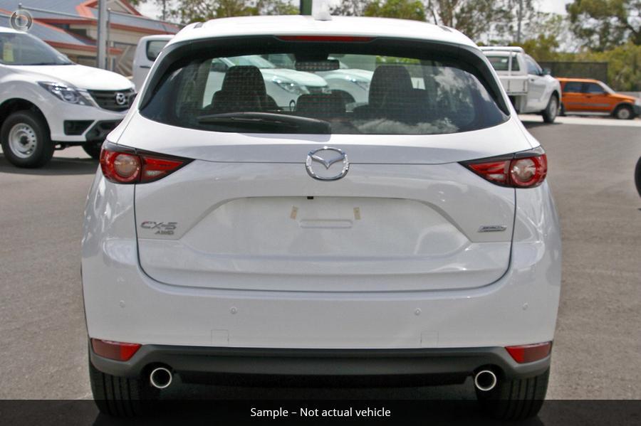 2019 Mazda CX-5 Touring KF Series