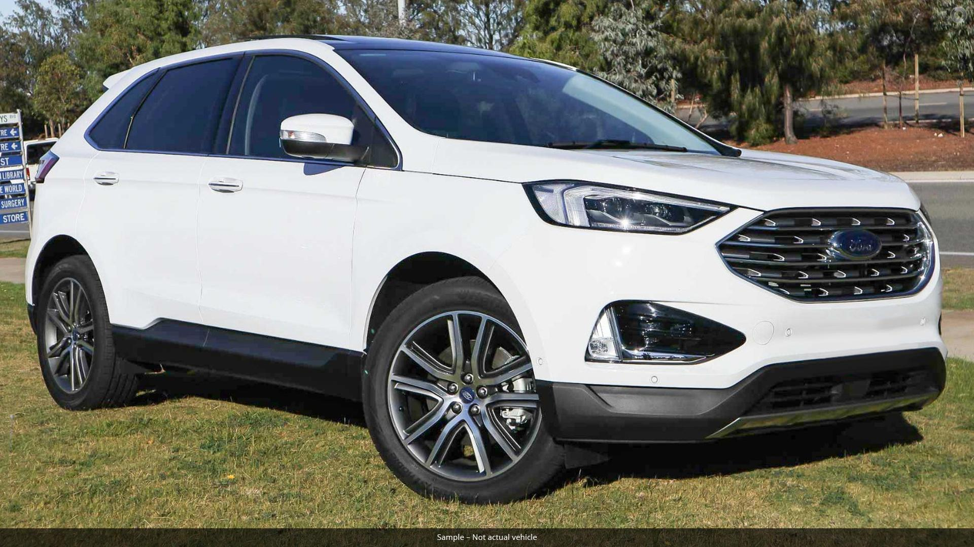 2018 Ford Endura CA