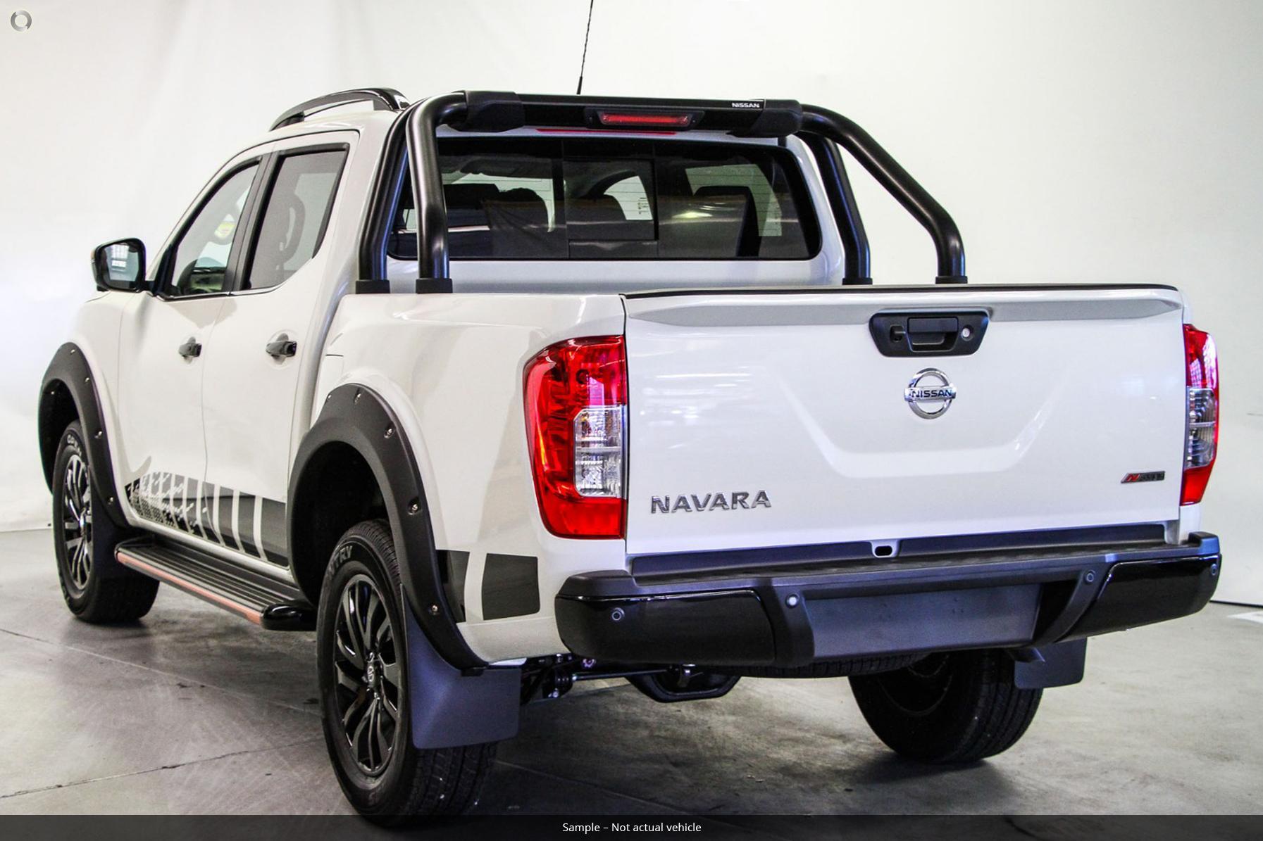2019 Nissan Navara N-TREK D23 Series 4 - von Bibra