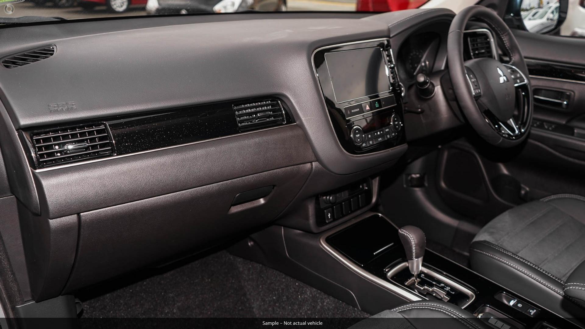 2018 Mitsubishi Outlander LS ZL