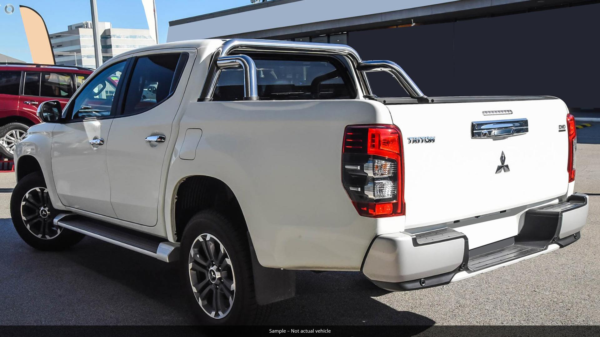 2018 Mitsubishi Triton GLS Premium MR