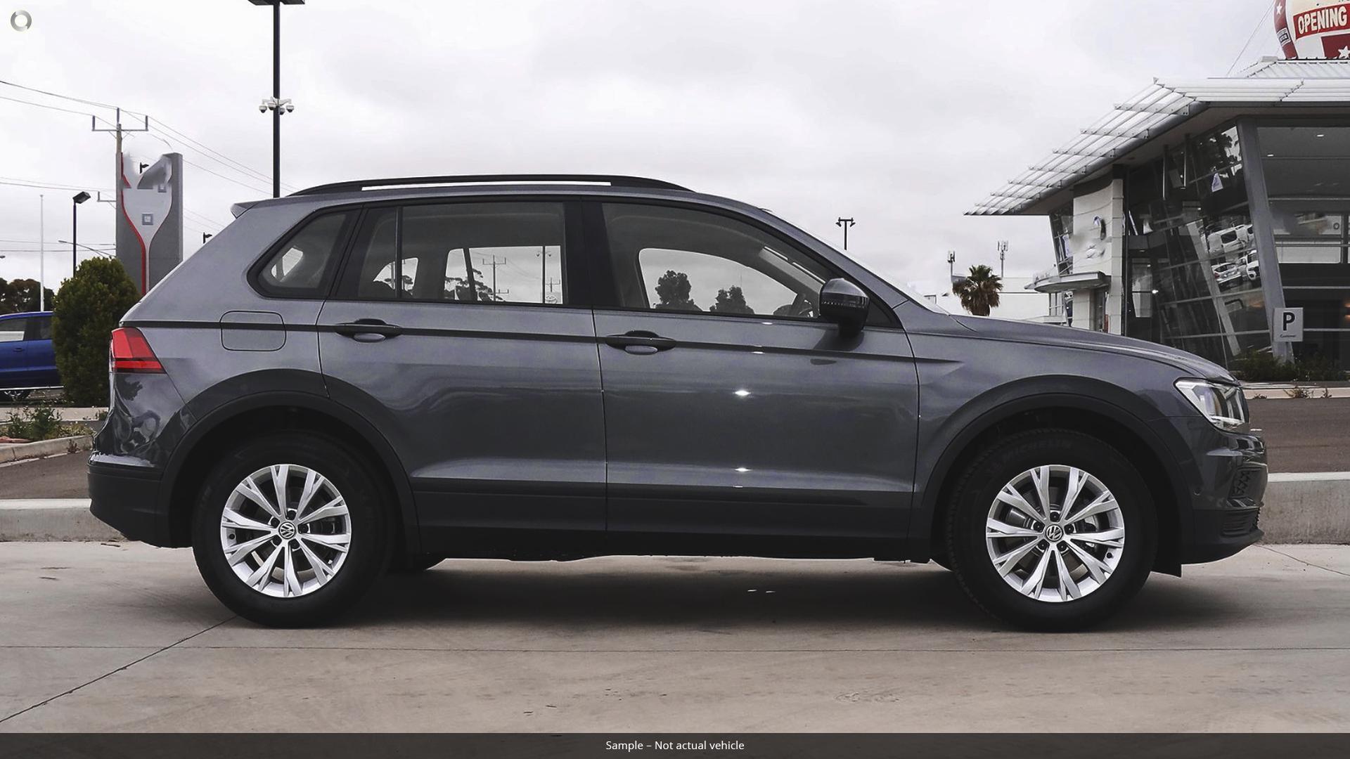 2019 Volkswagen Tiguan 110TSI Trendline 5N