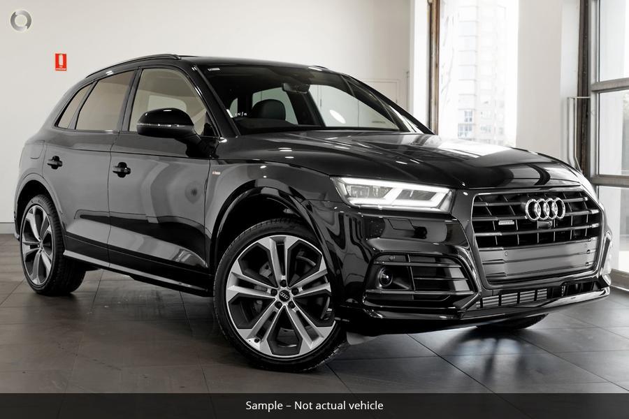 2019 Audi Q5 45 TFSI sport Black Edition FY