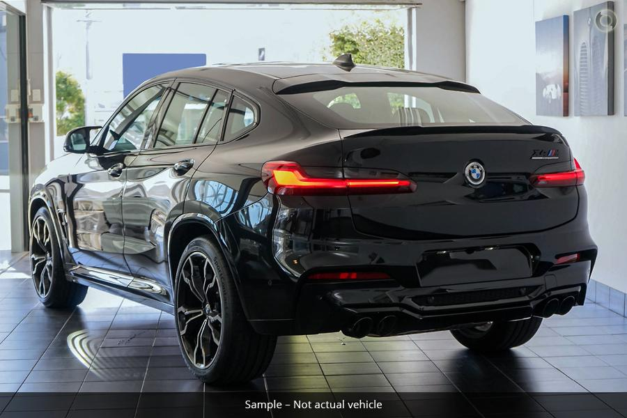 2019 BMW X4 M Competition