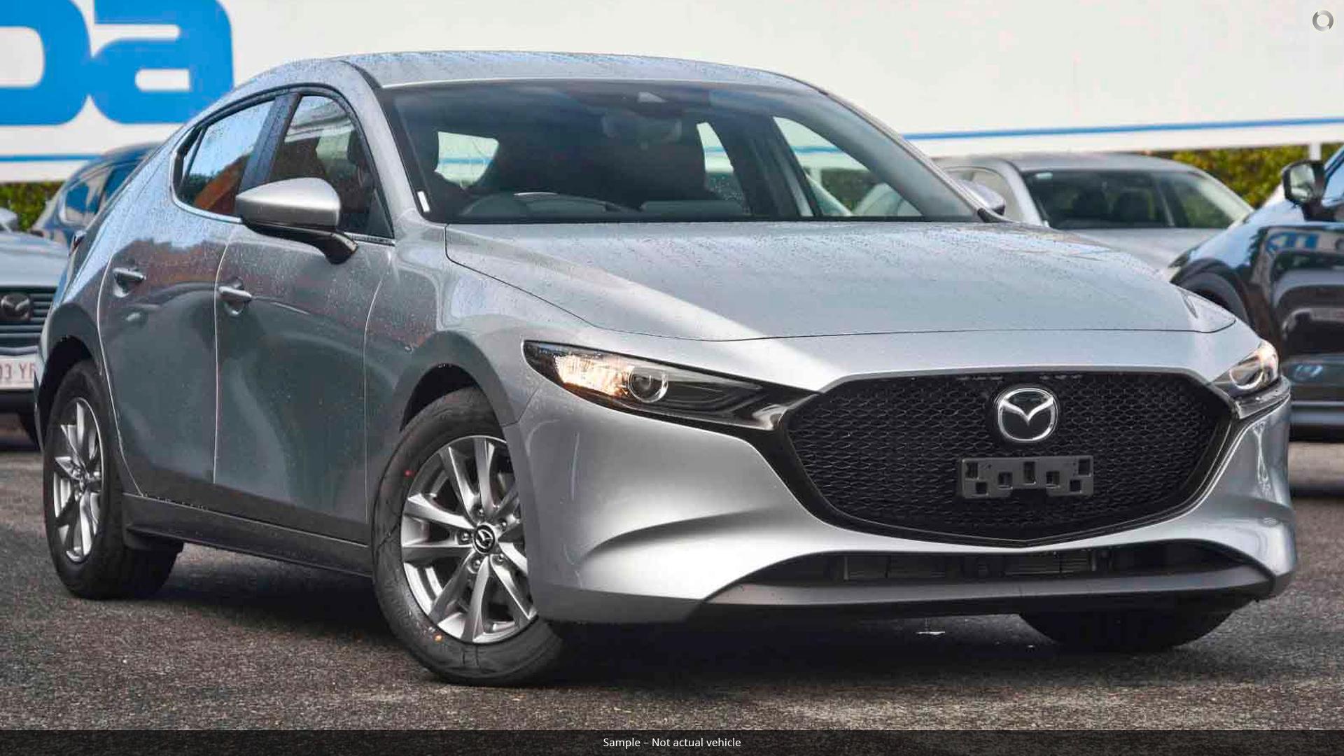 2020 Mazda 3 BP Series