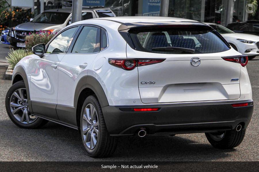 2020 Mazda CX-30 G20 Touring DM Series