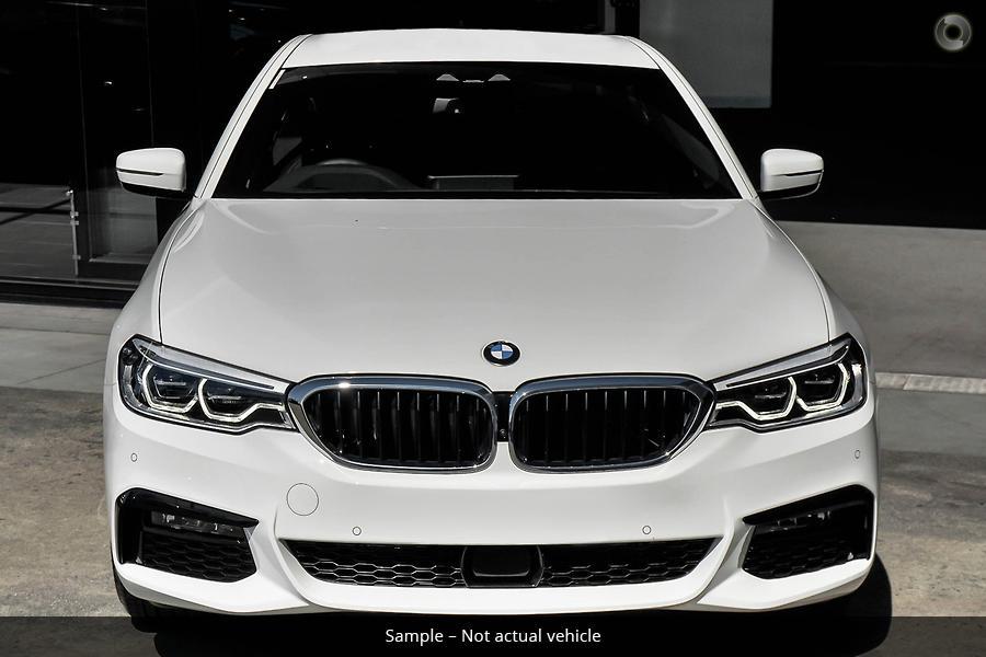 2020 BMW 520i M Sport