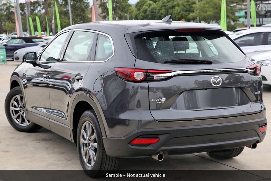 2019 Mazda CX-9 Touring TC