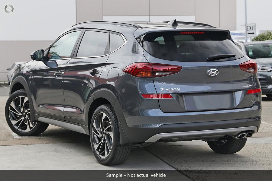 2019 Hyundai Tucson Highlander TL3