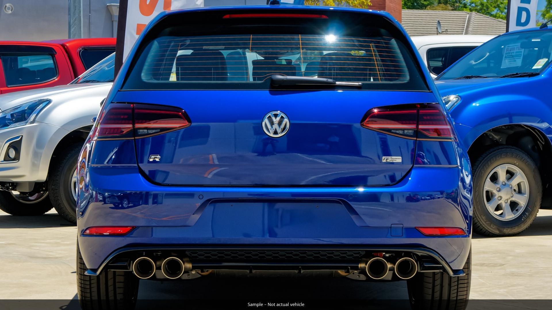 2018 Volkswagen Golf R Special Edition 7.5