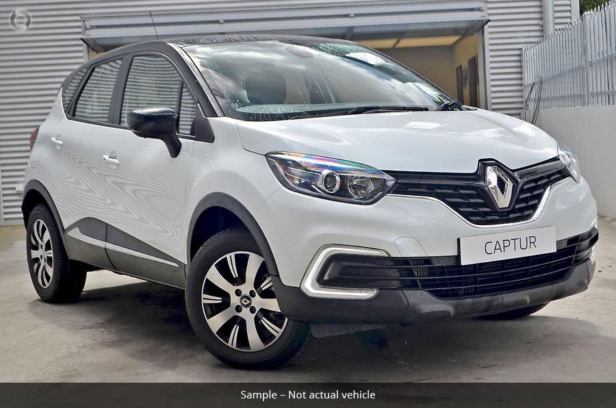 2018 Renault Captur Zen J87