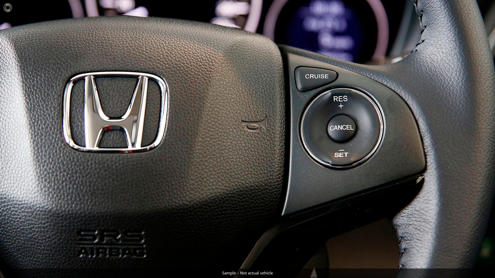 2019 Honda HR-V VTi-S (No Series)