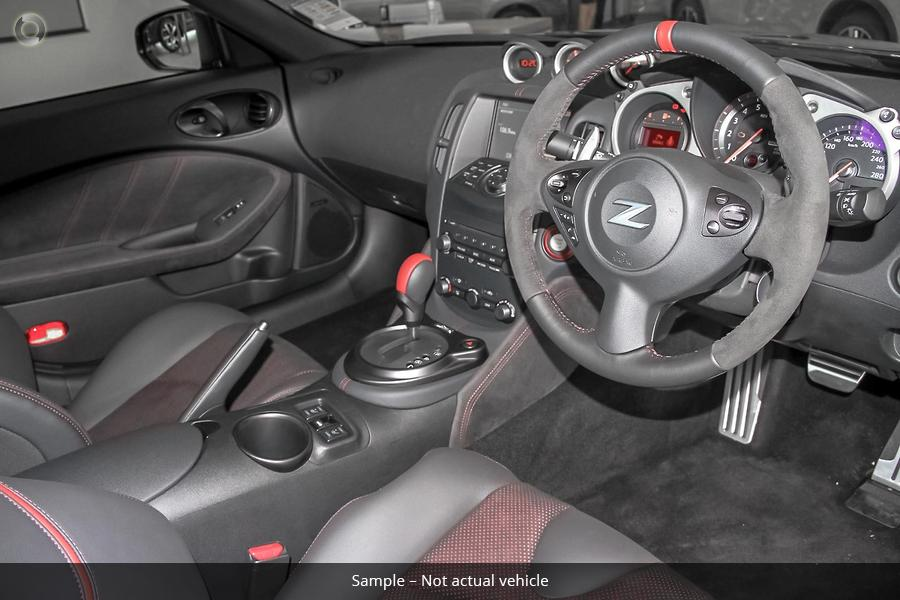 2019 Nissan 370z 50th Anniversary Z34