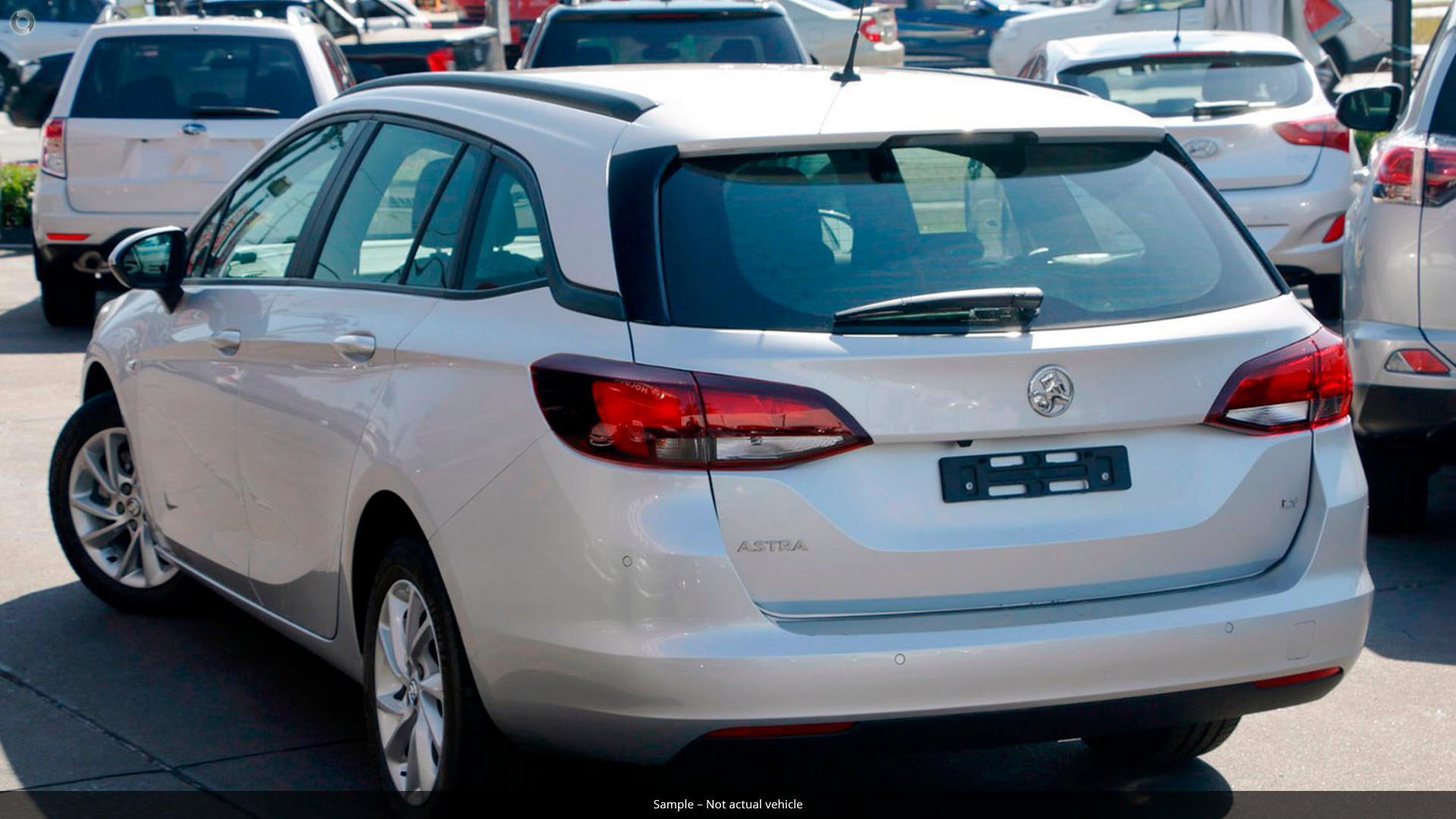 2018 Holden Astra LS+ BK