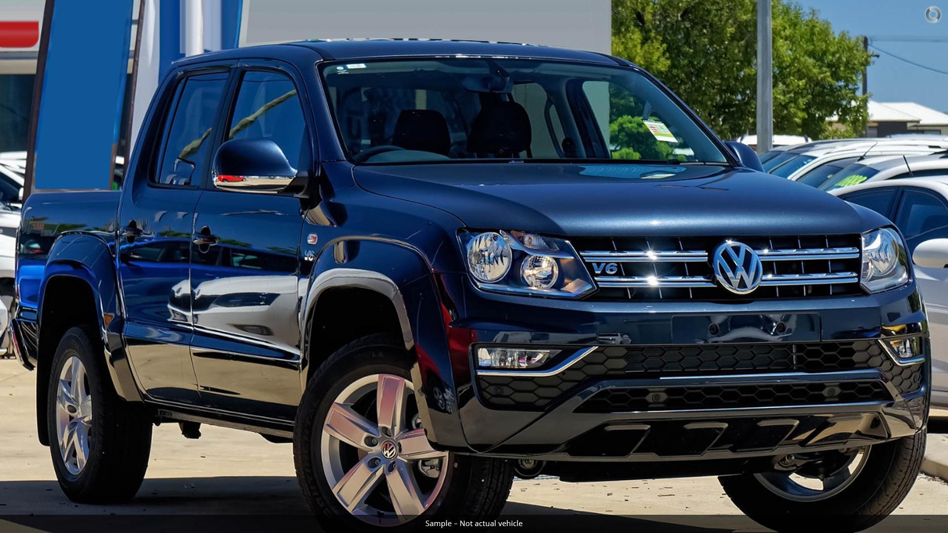 2018 Volkswagen Amarok 2H