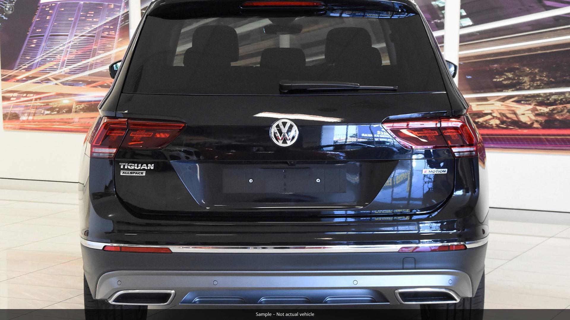 2019 Volkswagen Tiguan 162TSI Highline Allspace 5N