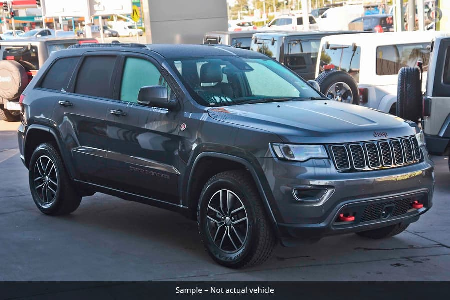2019 Jeep Grand Cherokee Trailhawk WK