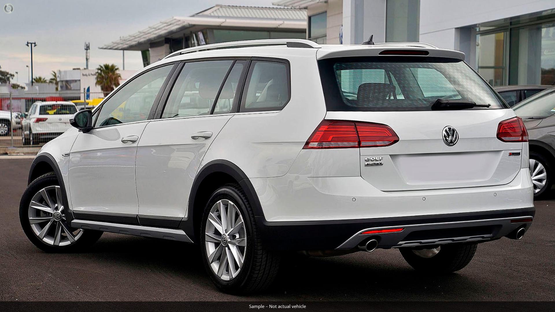2020 Volkswagen Golf Alltrack 132TSI 7.5