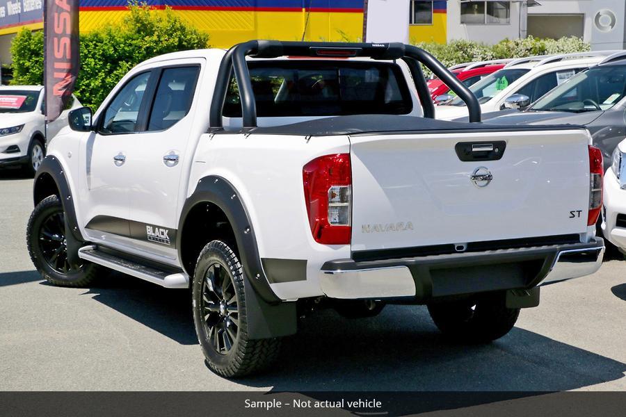 2018 Nissan Navara ST Black Edition D23 Series 3