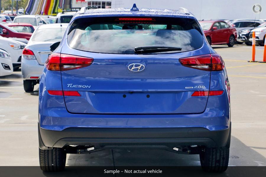 2018 Hyundai Tucson Special Edition TLe3
