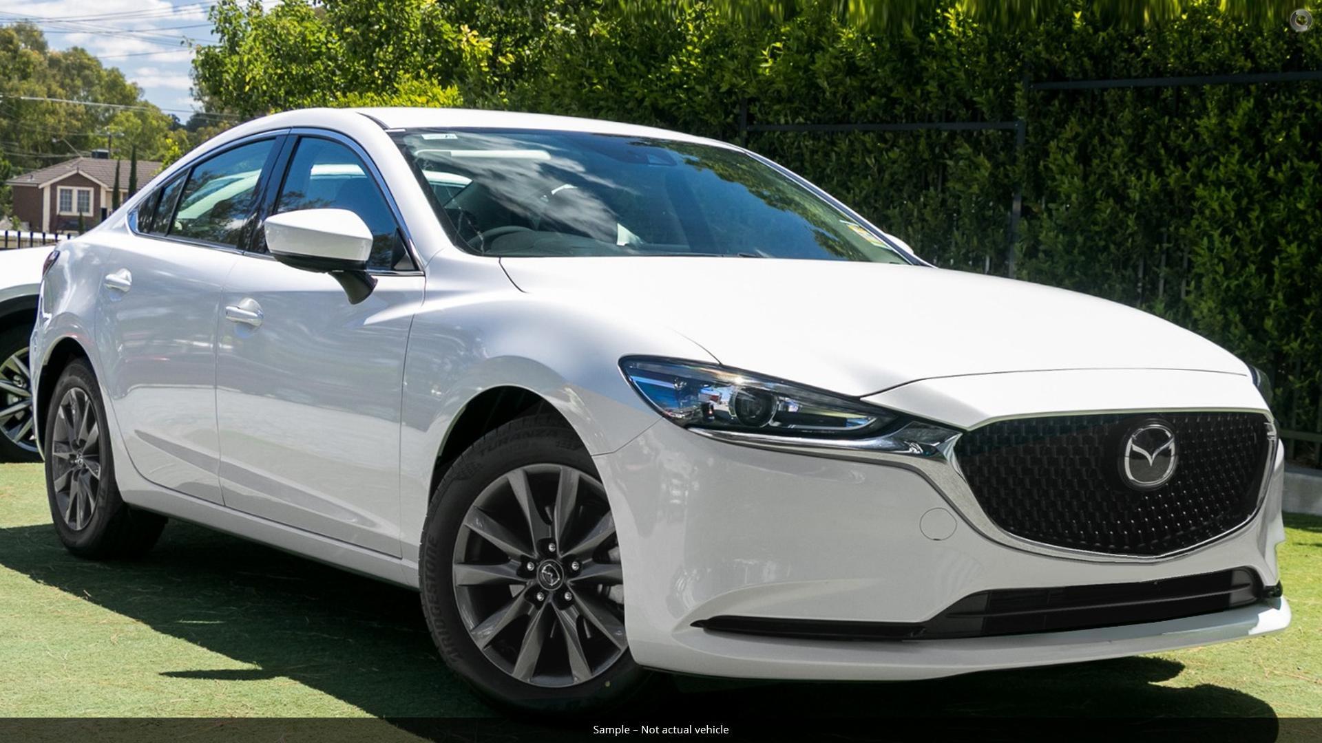 2019 Mazda 6 GL Series