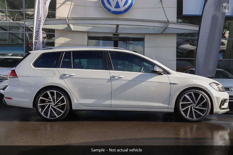 2019 Volkswagen Golf R 7.5