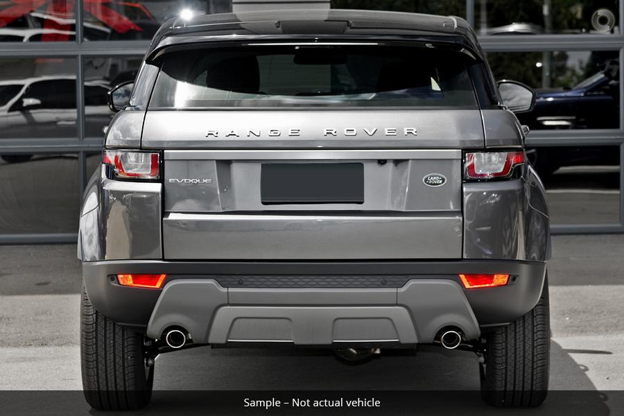 2017 Land Rover Range Rover Evoque TD4 150 SE L538