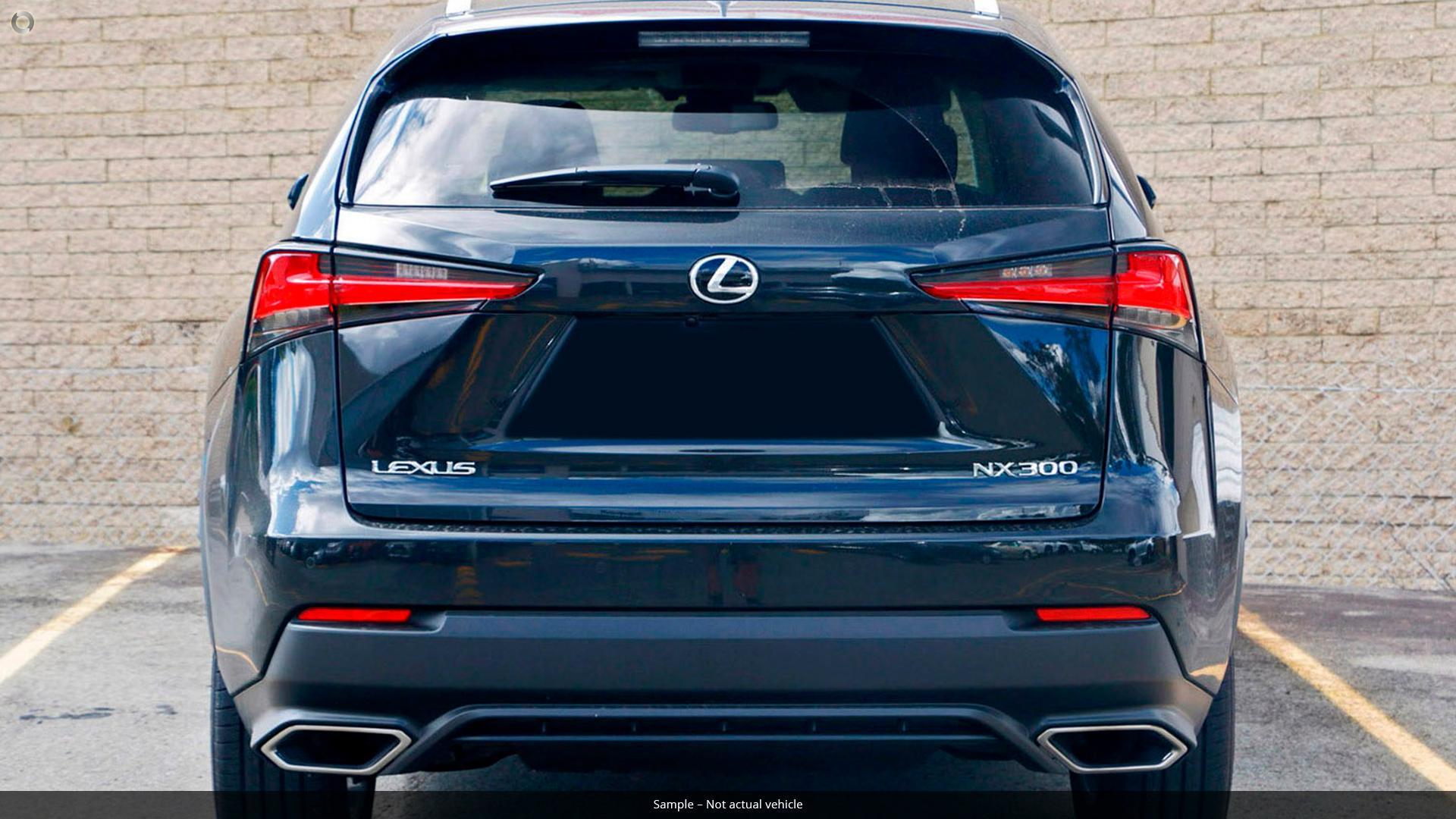 2019 Lexus Nx NX300 Luxury AGZ10R