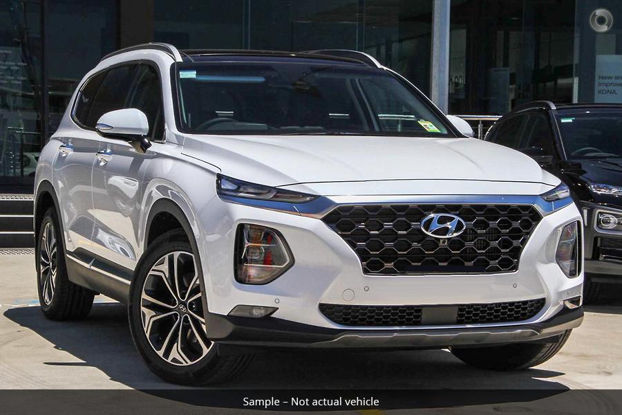 2020 Hyundai Santa Fe Highlander Tm 2 Von Bibra Hyundai
