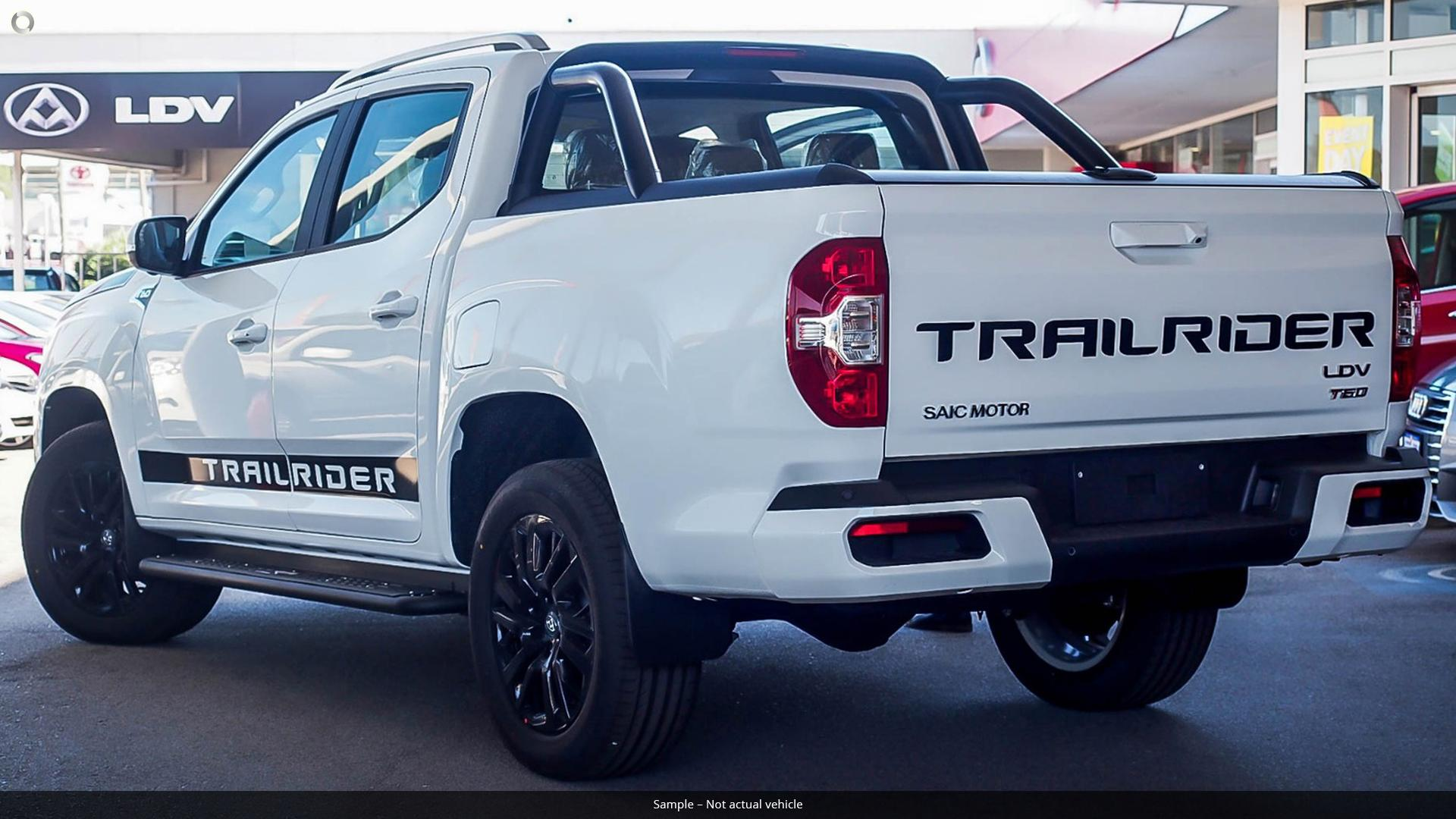 2019 Ldv T60 Trailrider SK8C